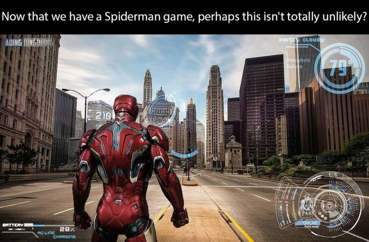 Missed Chances.. .. after the dog fart that was the avengers game, i doubt it. i dont even have high hopes for spiderman (ps4) 2