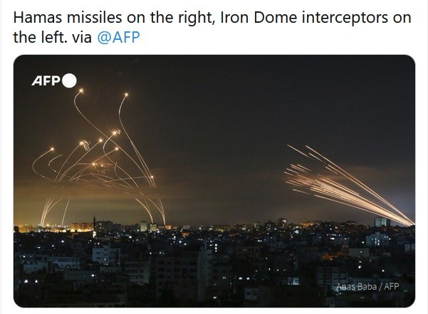 Missiles vs Defense. .. It's like a marvel movieComment edited at .