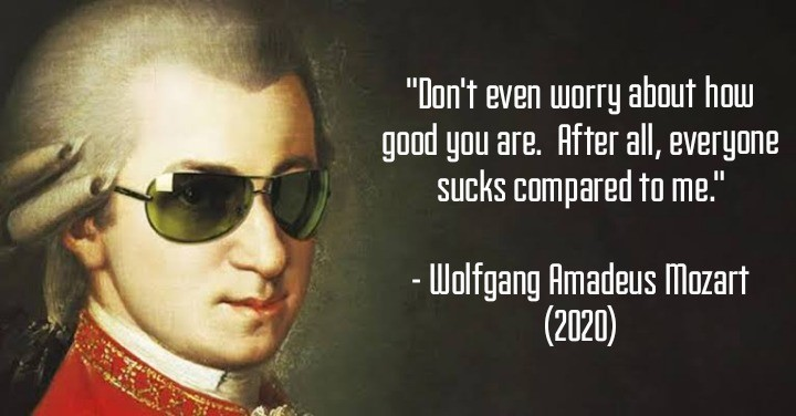 Mozart dropping heat like he's a B-17 over Tokyo btw LB spoilers. Second best part imo highlightoflostbelt1forme/.. This sounds like a very Mozart thing to say