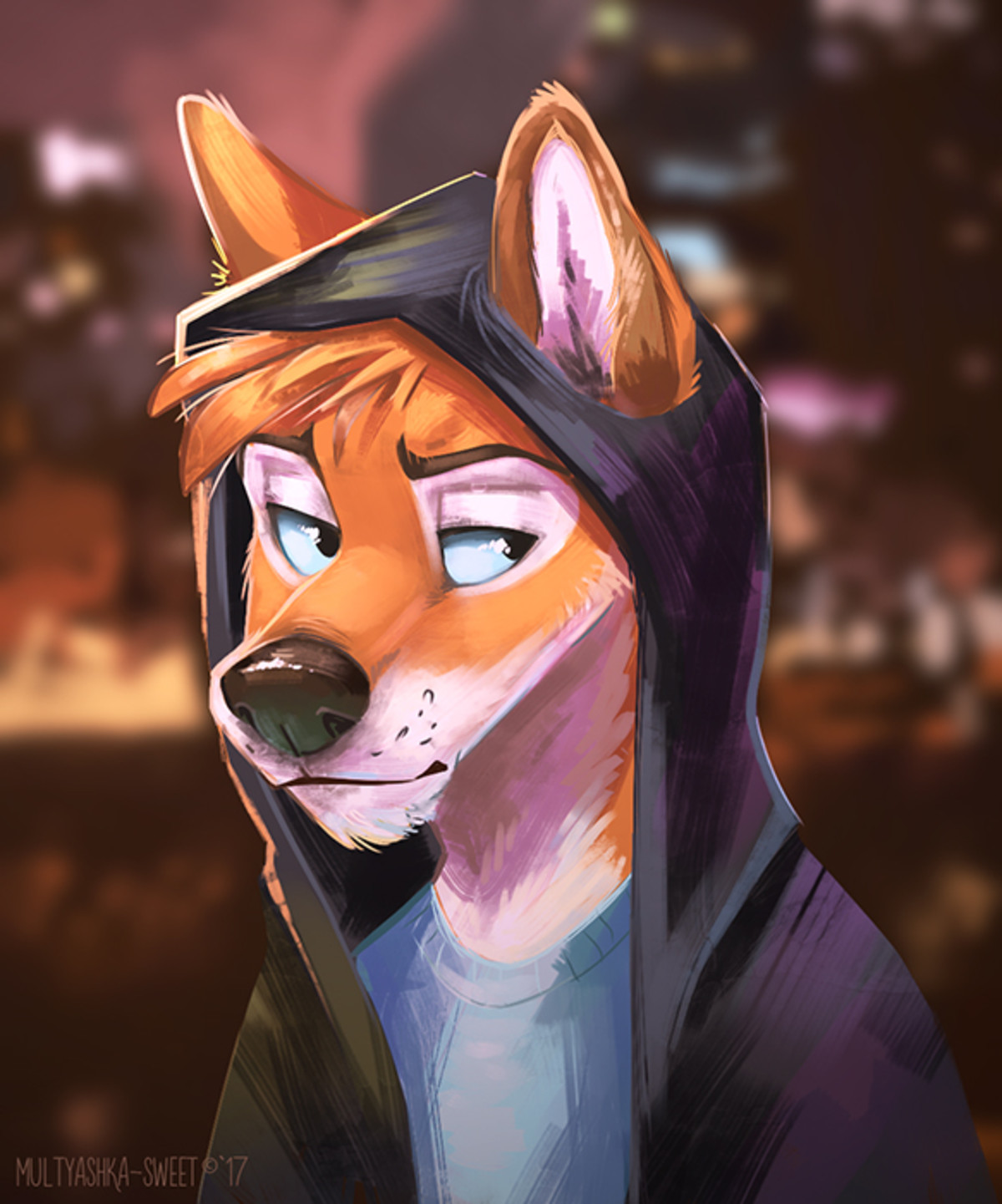Multyashka-Sweet . Edition 72 of Furry Art You Can Show Your Friends. Today's featured artist is the squeaky-clean Multyashka-sweet, a Russian arti