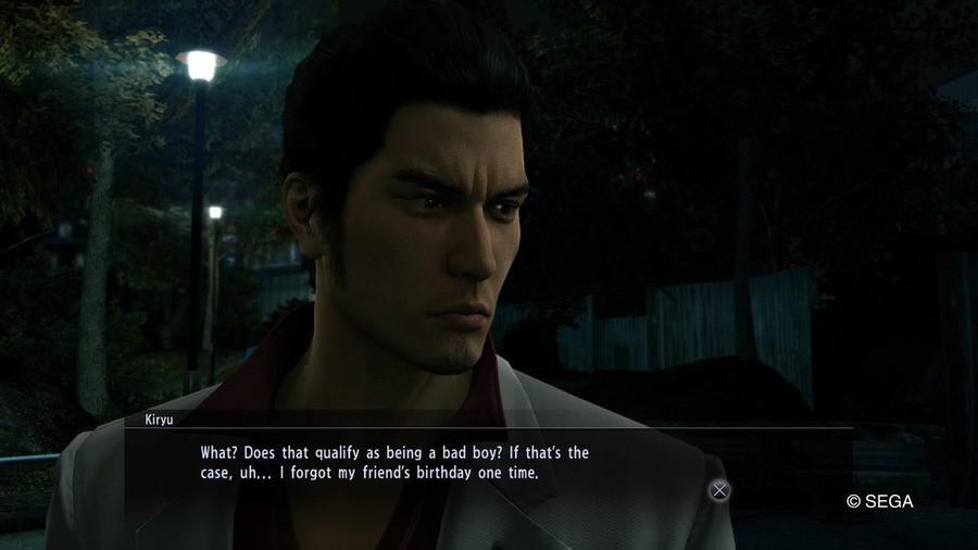 Naughty Kiryu~. .. itssakamoto gets your ass over here for Yakuza