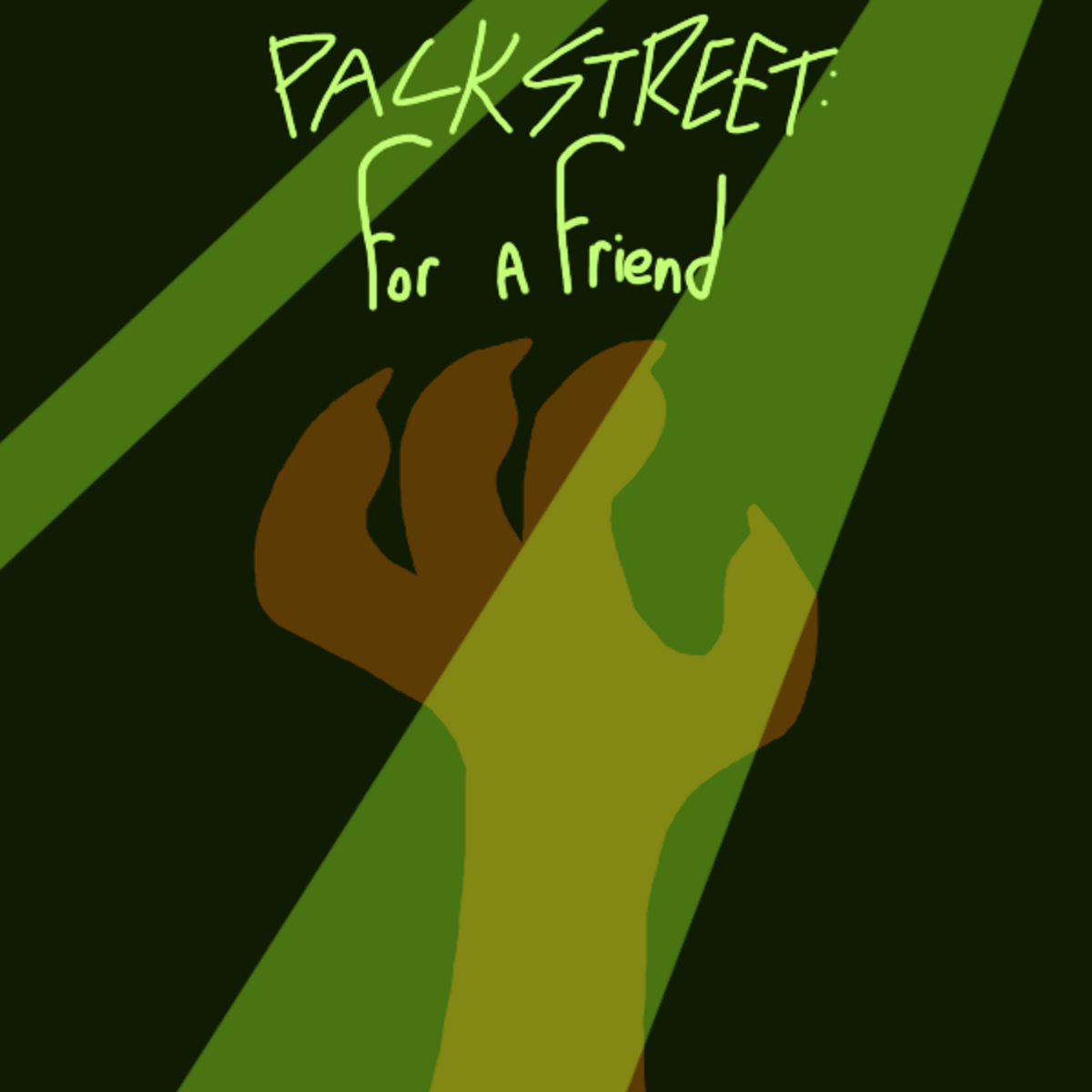 New Packstreet: For a Friend. Link to story: It's important to look out for your friends... HEY! ALL Y'ALL WHO LIKE PACK STREET AND WANT MORE! WEAVER NEEDS MONEY, THEY HAVE LESS THAN USUAL GO HERE
