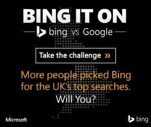 """Nice Try Bing. OC as far as I know. Screenshot this from Skype this morning. Nice try bing... Nice try. IT ON b hing an Google Take the challenge """" Will YOU? Mi"""