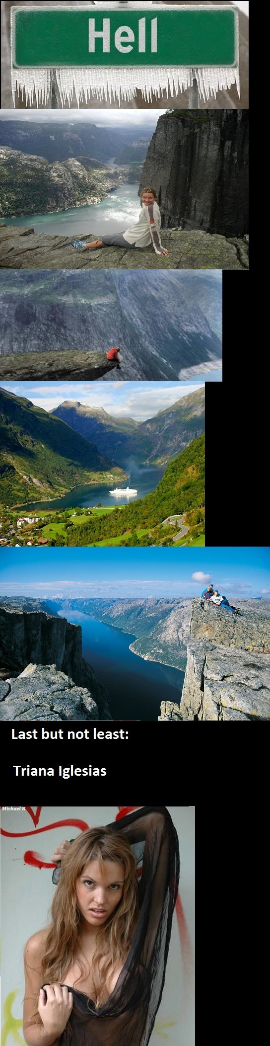 Norway. The greatest country in the world!.. goooooo Stjordal!