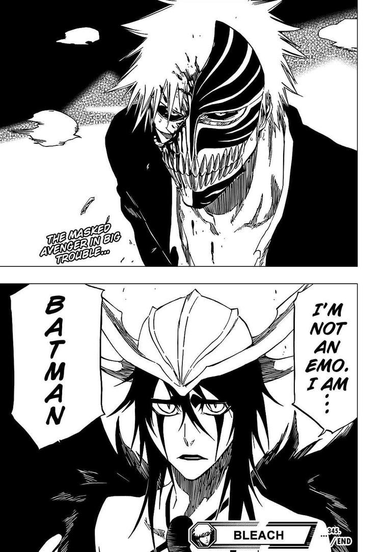 Not an Emo. Not sure if it's a repost. I'll delete it if it is. Found it reading Cred to whoever made it... BANKAI!!!