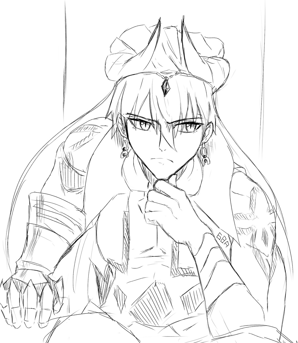 """Caster Gilgamesh. join list: GBArt (261 subs)Mention History Next is Queen of Sheba, and the next poll.. """"I'm skeptical that you could, yet intrigued that you may"""""""