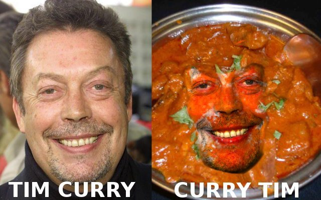 OC - Original Curry. Delicious Curry Made this myself ages ago and just thought I'd share it..