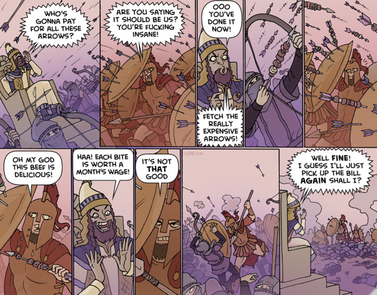 Oglaf / Hot Gates. join list: OglafComics (214 subs)Mention Clicks: 4392Msgs Sent: 7800Mention History.. What?