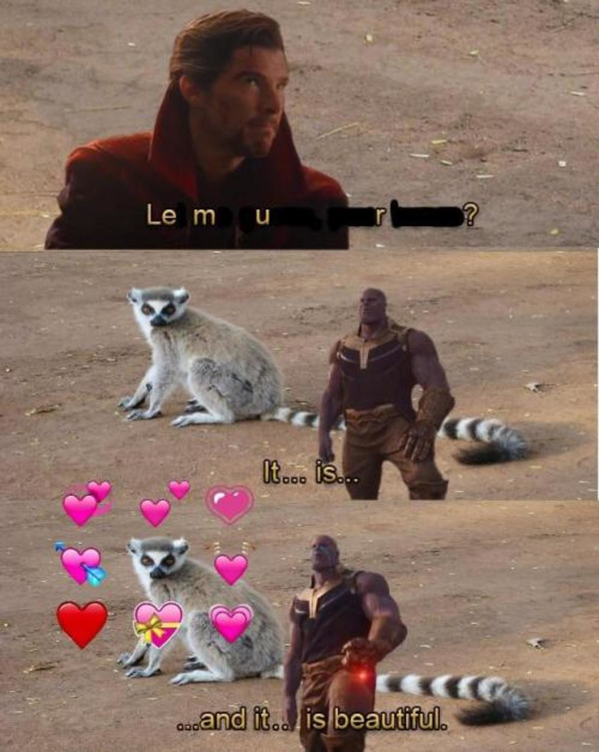 One Happy Thought. Big T with the Lemur bois join list: HappyThoughts (1573 subs)Mention History.. Sorry everyone, tiny post today, im pretty tired, ive spent all my time off work trying to start playing on a wow private server, and it finally worked, i recom
