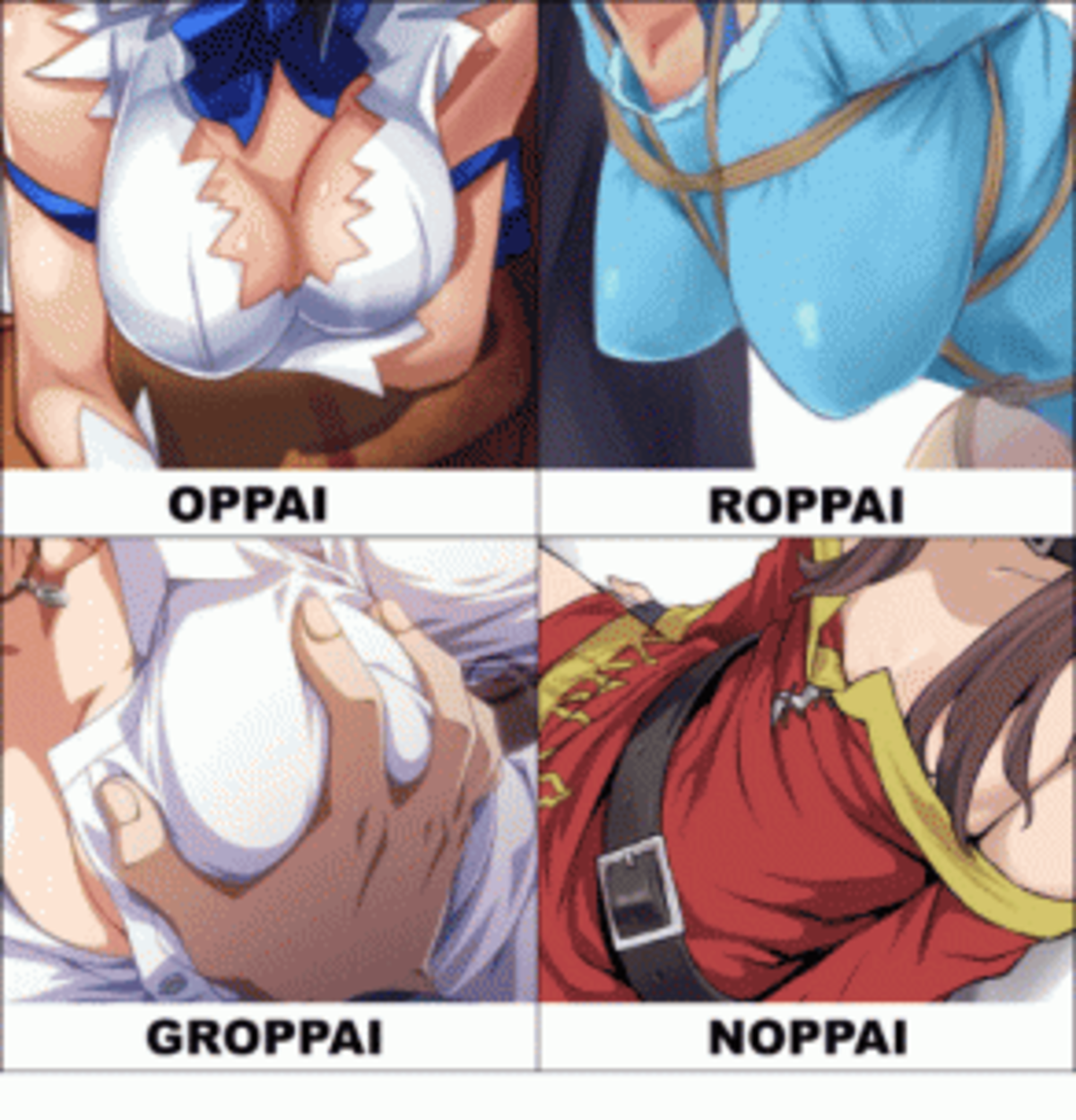 Oppai Or Die. join list: SmolHol (1472 subs)Mention History join list:. What, no cream pai?