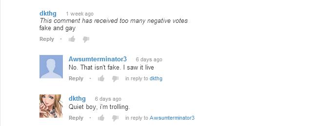 Outstanding Troll.. Hi.