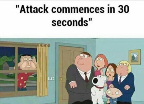 """overwatch. . Attack commences in 30 seconds"""". >overwatch >Not furiously shooting the room Environment Do you even play the game?"""