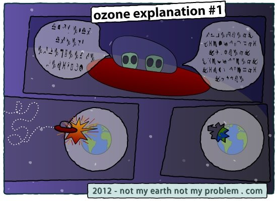 Ozone Hole Explanation. . 21112 - not my earth not my problem . cum