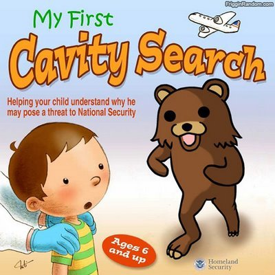 Pedobear and TSA working together. . rai' Halalling your thid understand why ha may puma a National Saturn;. YOUR MOTIVES ARE BAD AND YOU SHOULD FEEL BAD!
