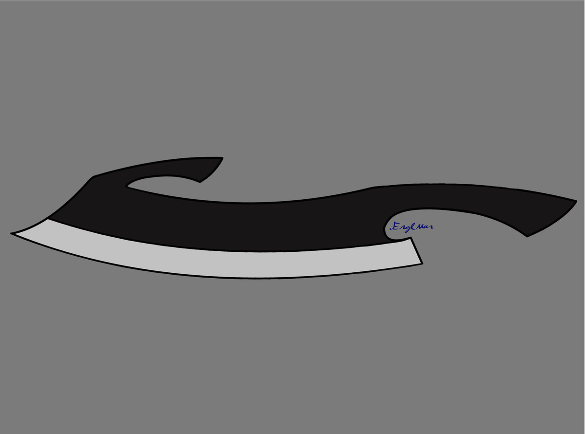 """PIZZA SCIMITAR-OC-(PART 1). ALMOST NAMED IT THE """"PIZZA BANKAI."""" join list: englmanOC (685 subs)Mention Clicks: 19705Msgs Sent: 88281Mention History Wh"""