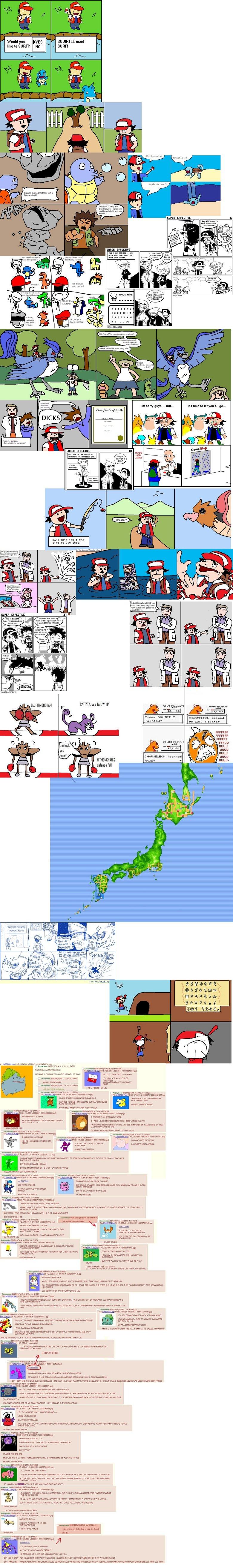 Pokemon comic comp. .. not big enough