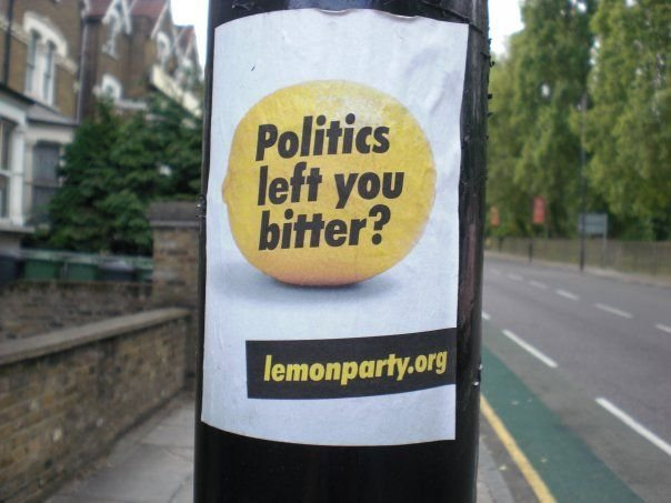 """Politics. I can safely say that Lemonparty has helped me on the path to a healthier lifestyle!<br /> <a href=""""pictures/1425789/Life+hacks/"""" t"""