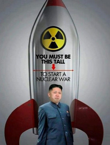 Poor Admin. Admin is most glorious leader. Will take best korea to stars. We much happy under the reign of Admin. Admin is love, Admin is life (Please no ban).