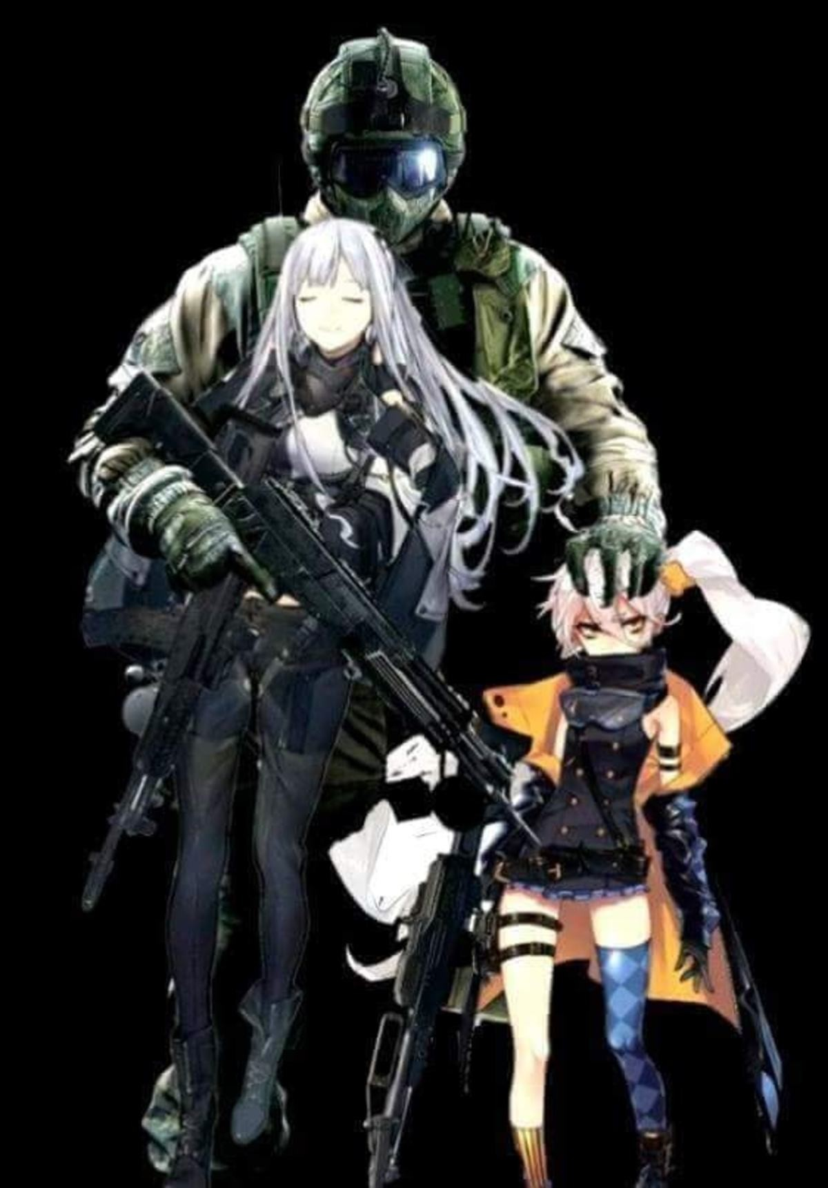 Rainbow Six Siege X Girl's Frontline. join list: GirlsFrontline (609 subs)Mention Clicks: 135182Msgs Sent: 519387Mention History join list:. Fuze is bae.