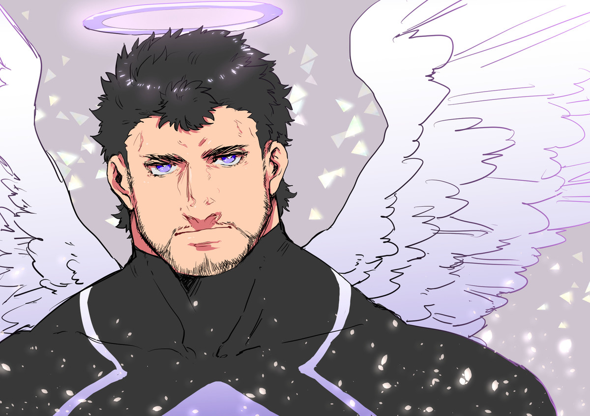 random tag, angel wing. join list: RandomTags (30 subs)Mention History.. bohemiancorporal helose