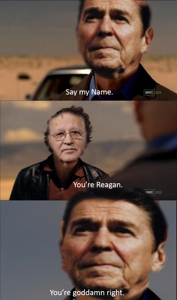 Reaganberg. . Say my Name. Reagan.