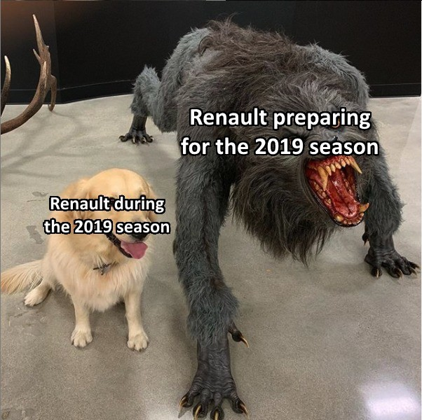 """Renault's Billion Dollar Gamble. join list: Motorsports (169 subs)Mention History.. """"5 year plan"""" """"4th fastest team"""" lol"""