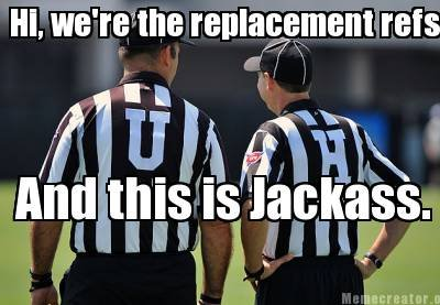Replacement Refs. Don't you dare click that red thumb. Green is a lot more appealing, don't ya think?.. Was gonna thumb down, but your description saved you...this time.