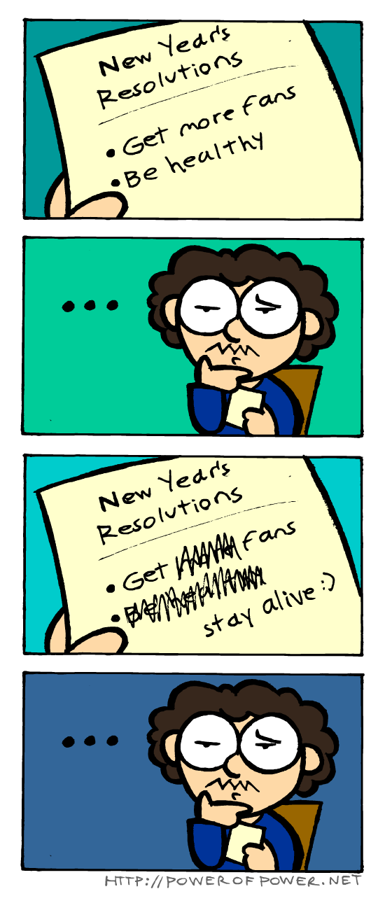 Resolutions. via . MET. >Get more fans >Stay cool