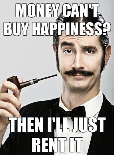 Rich Guy Meme. OC (:. HEN It I st. nice weird al steal.