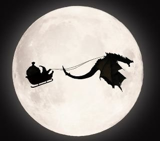 Santakiin. Merry Christmas Peoples !!!.. in their tongue, he is santakiin, northpoleborn!