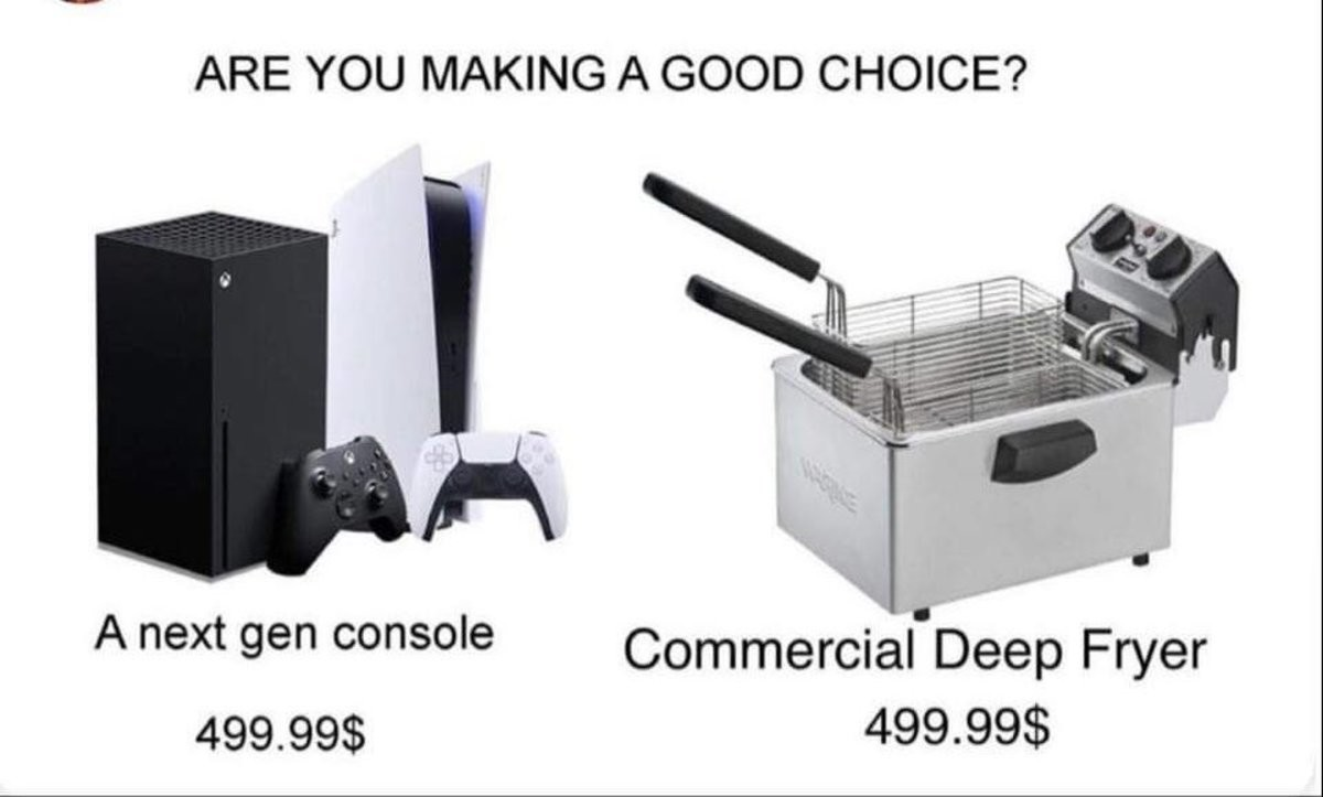 scared fantastic Wolf. .. The high cost to use and maintain the commercial deep fryer isn't included though just the upfront cost. After enough time the console would've been less money
