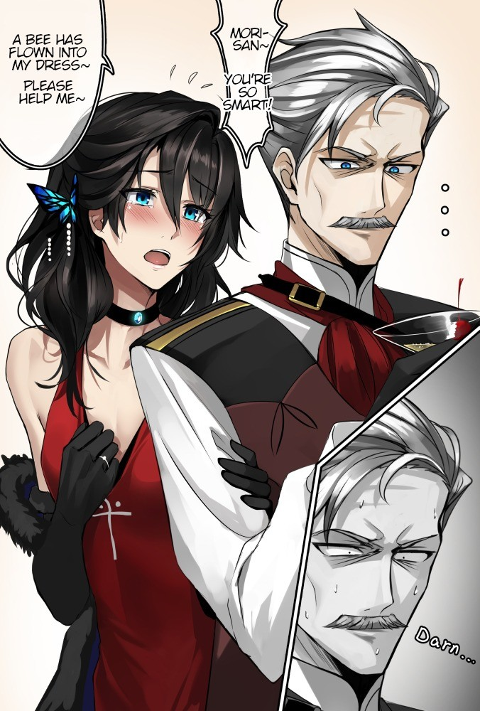 Seducing the Napoleon of Crime. Source thenapoleonofcrime/ illust.php?mode=medium&illustid=61665602 join list: Fate (419 subs)Mention History join list:. No way fag.