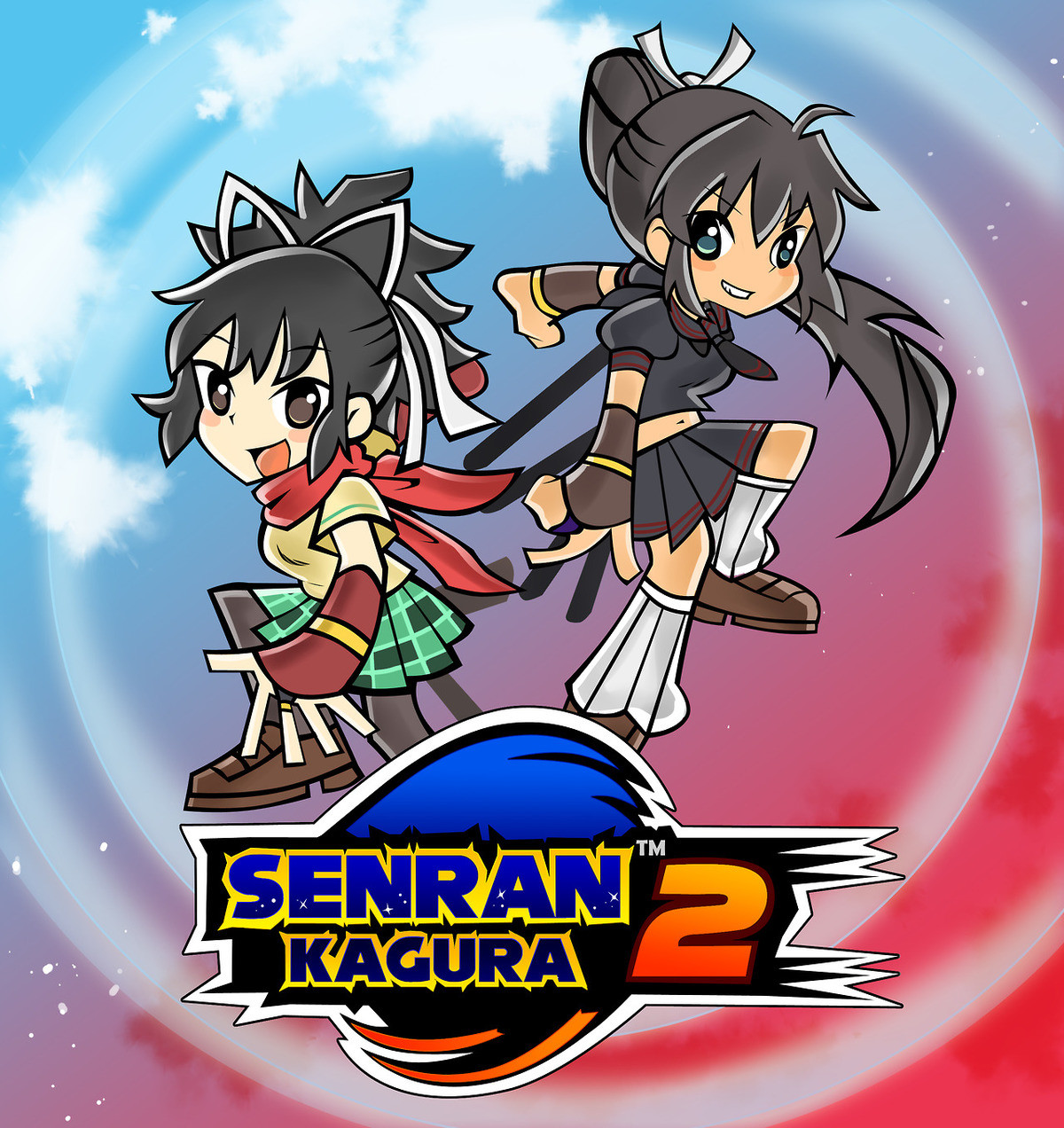SENRAN KAGURA SEASON 2!?. Out now join list: AniNews (34 subs)Mention History join list:. Yumi is best girl. Gessen for life.