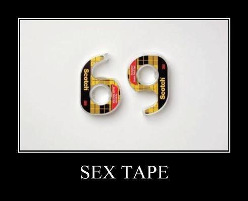 sextape. . SEX 'TAPE. looks petty sticky.