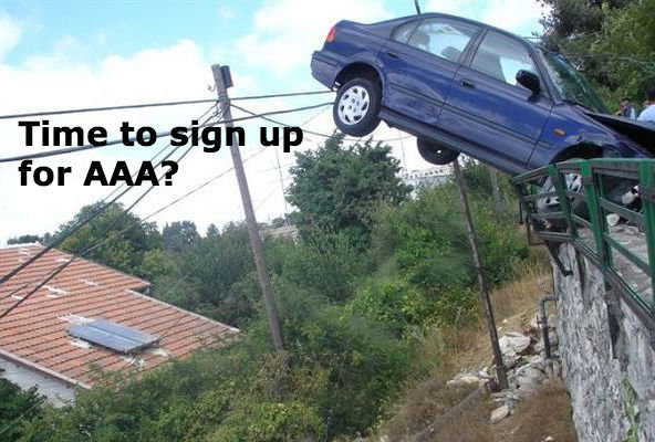Sign Up For AAA?. .. Definitely!