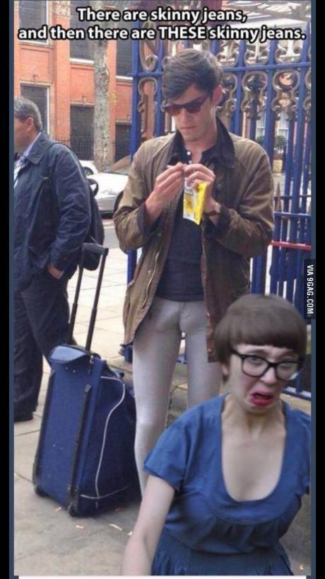 Skinny Skinny Jeans. .. filthy hobbitses
