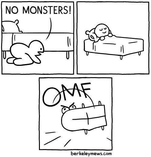 Sleep. ow.