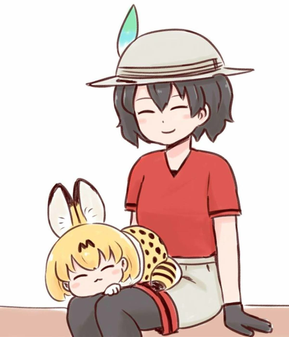 Smol Serval. join list: MonMusuManiacs (1580 subs)Mention History join list: