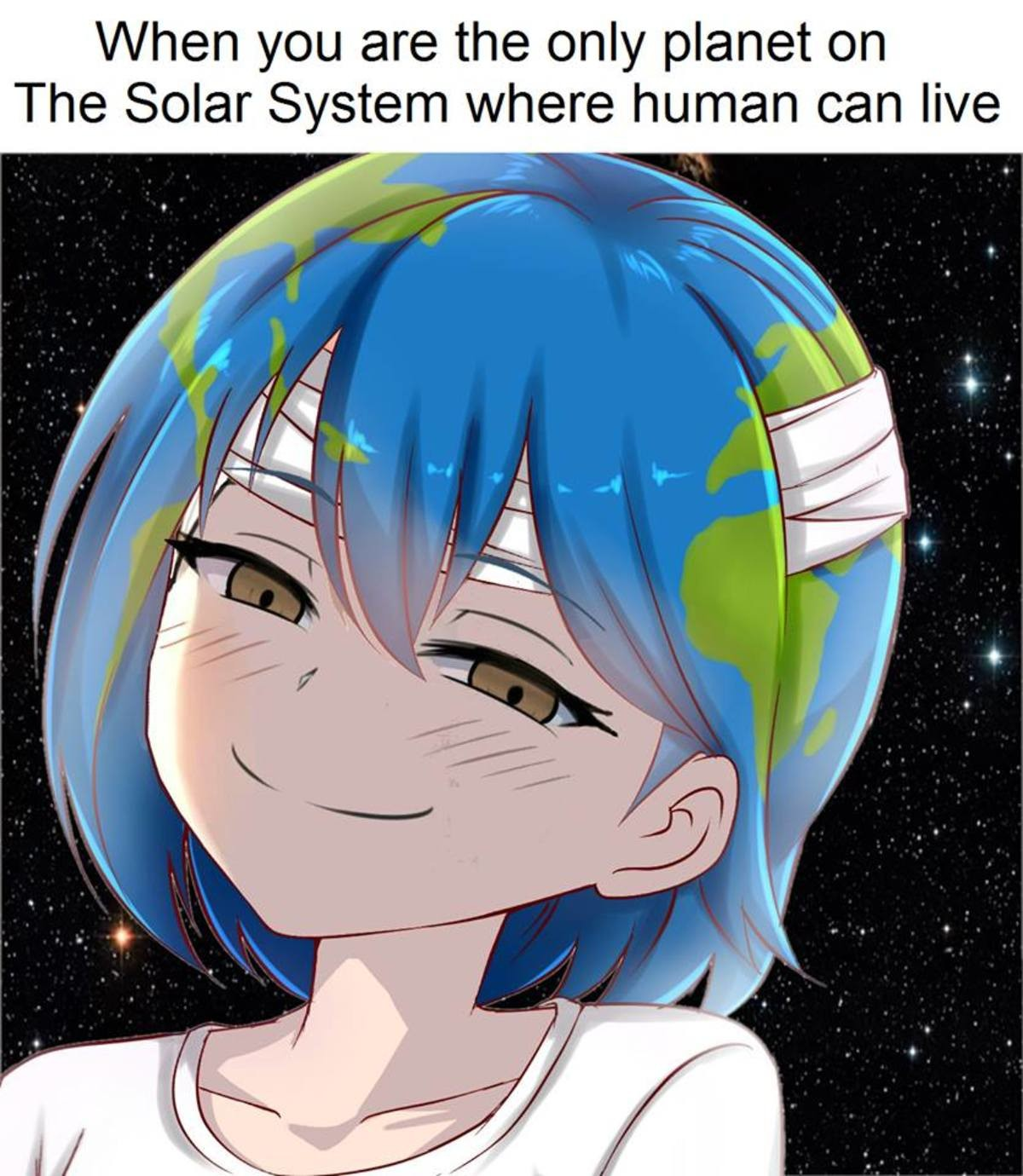 Smug Earth. join list: Lewds4DHeart (1609 subs)Mention History join list:. You son of a bitch...