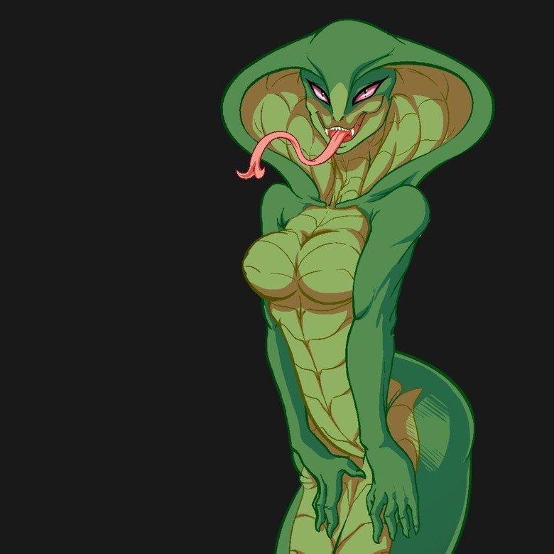 Snake lady comp. .