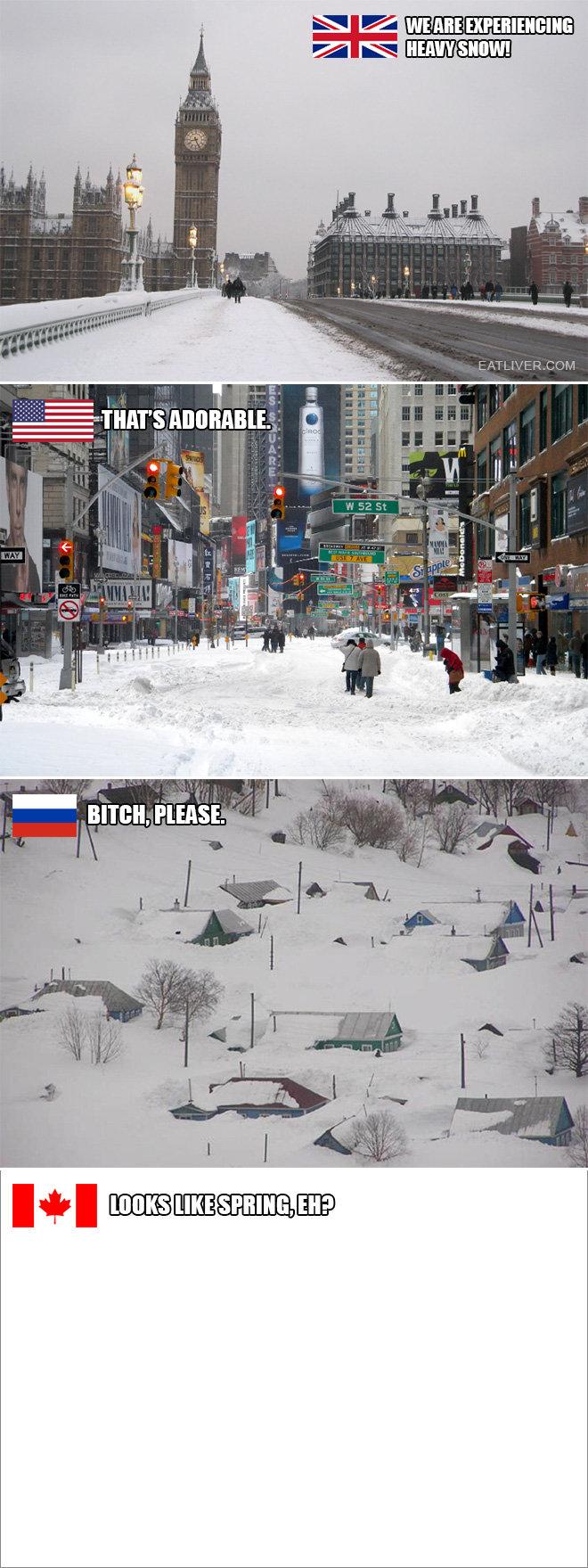 Snow. . 1. 151 I