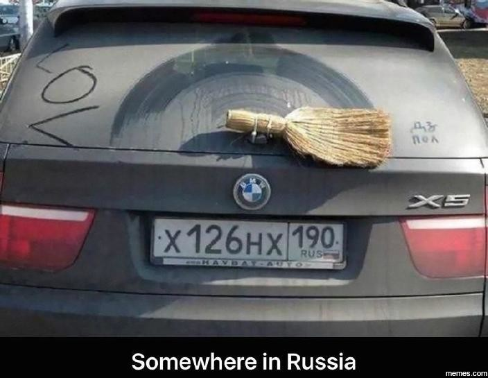 Somewhere in Russia.... . Somewhere in Russia. LOL