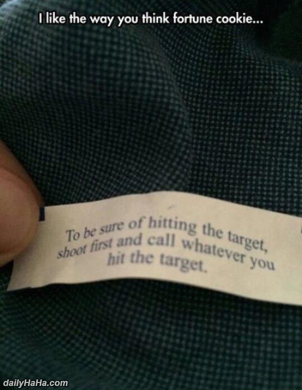谢谢你的翻译本。. Source: dailyhaha subscribe for more. I like the away you think fortune cookie...
