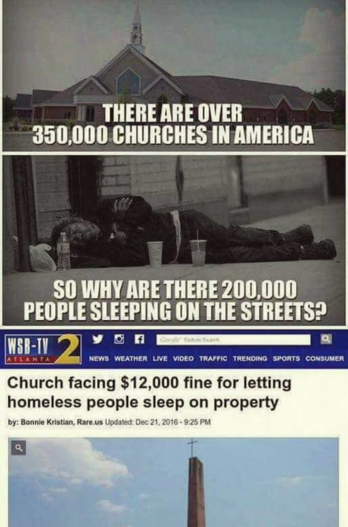 """sticky Horse. .. 200k? What is this, 1975? There's at least 100k homeless in LA alone. They spend like 4 billion dollars a year there to """"combat homelessness"""""""