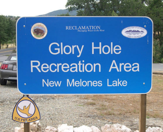 Stopped Here, Not What I Expected :(. :'(. Glory Hole Recreation Area New Melt: -nee Lake