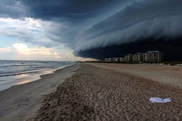 Storm front. .