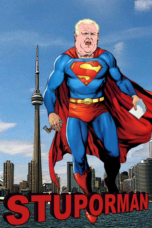 Superman. .