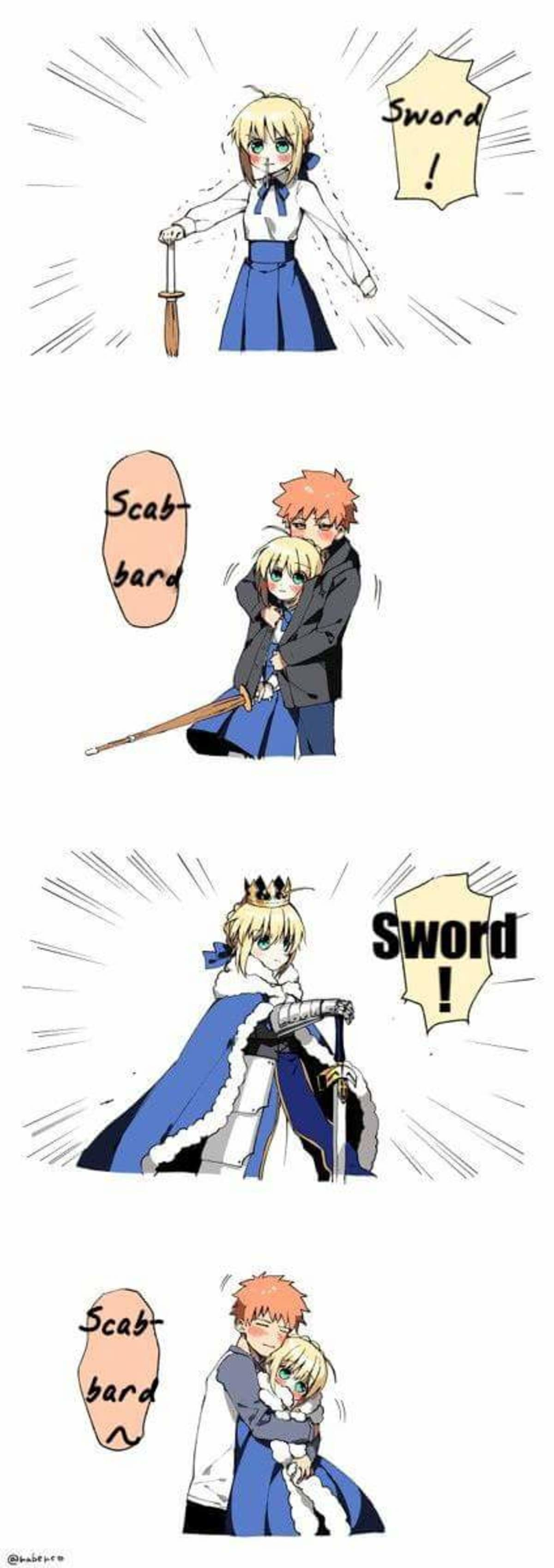 Sword In The Scabbard. join list: SmolHol (1464 subs)Mention History join list:. He should sheath his meat blade insider her tight meat scabbard~ Thanks garlicbutts~ join list: ThatStraightSheeitMention History