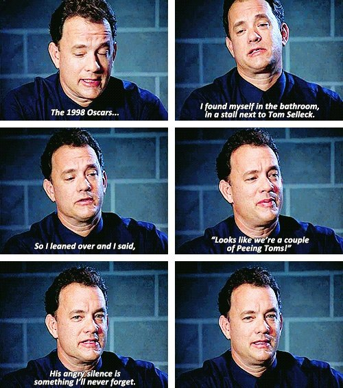 """T. Hanks. Source: imgur subscribe for more. f found myself in the bathroom, in a staff next ta Tam Salient. of Peeing Tums!"""" Hence is i never fewer. His any som"""