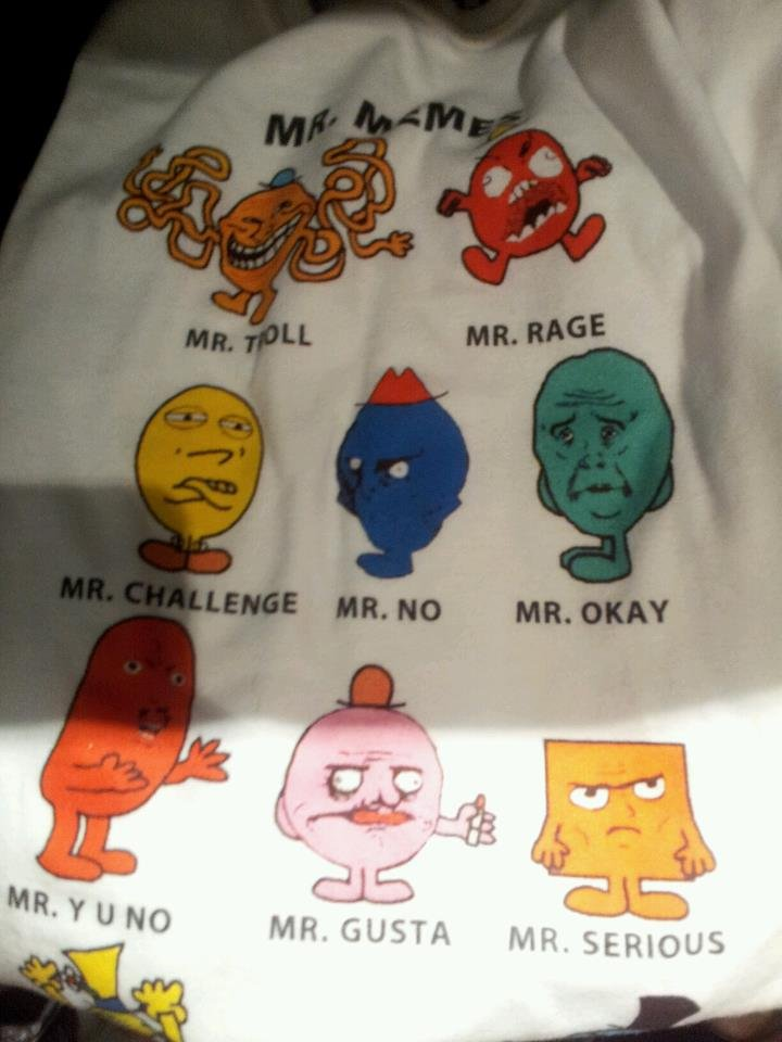 t shirt want. . MR. SERIOUS. Do very want
